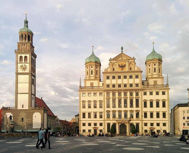 Bild von Augsburg Innenstadt